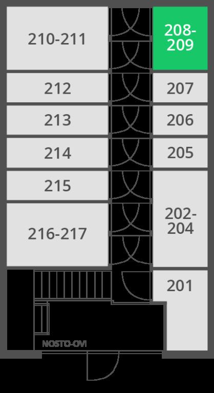 3.0 m2 | Var 208-209 I