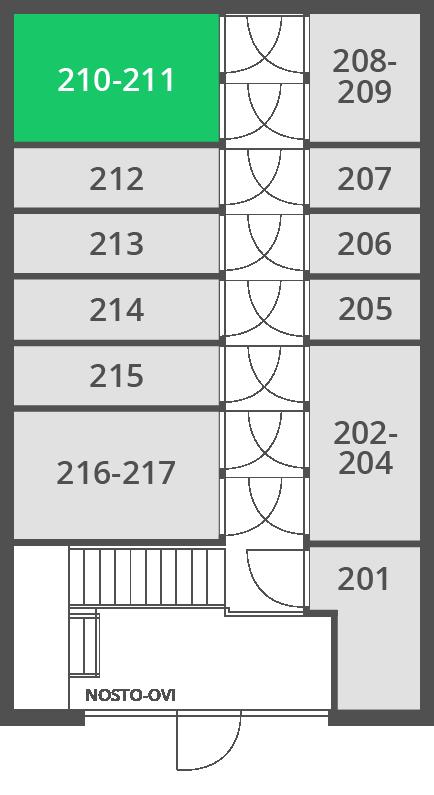 6.0 m2 | Var 210-211 I