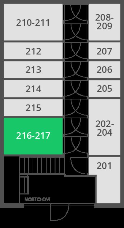 5.5 m2 | Var 216-217 I