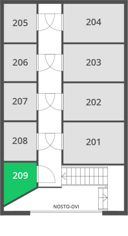 3.4 m2 | Var 209 L