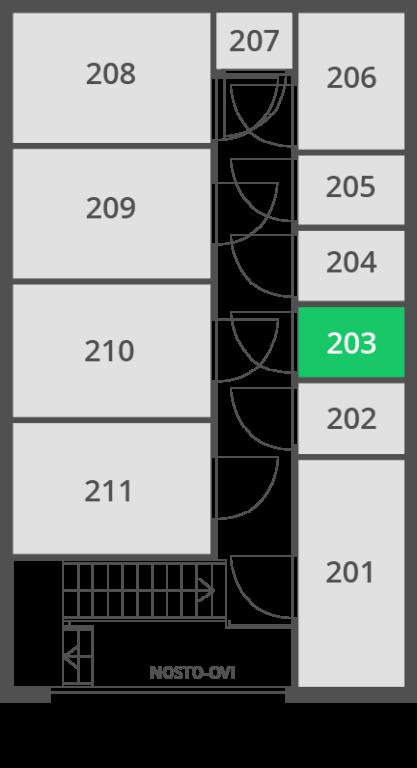 1.6 m2 | Var 203 O