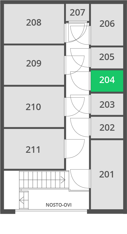 1.6 m2 | Var 204 O