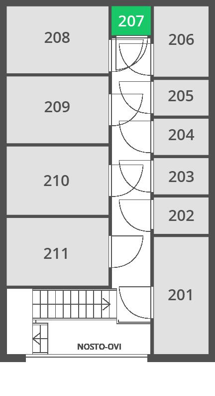 1 m2 | Var 207 O