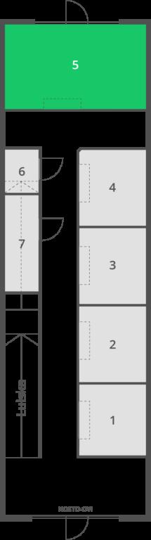 20.5 m2 | Var 5 D