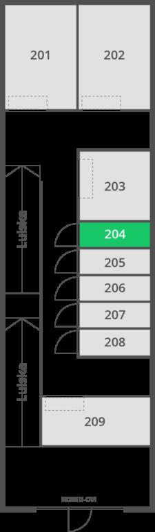 6 m2 | Var 204-205 D