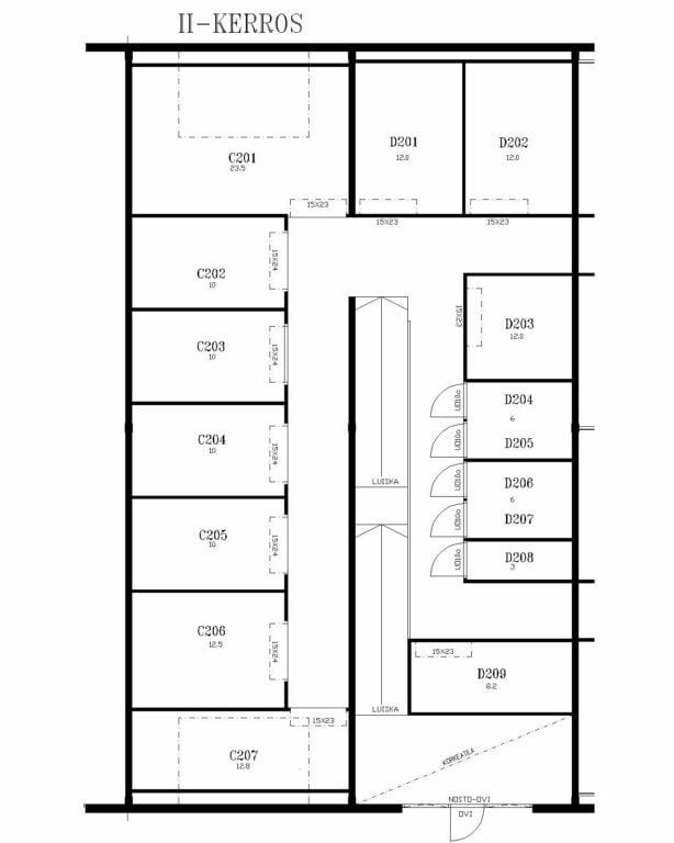 12.5 m2 | Var 206 C