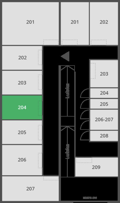 10 m2 | Var 204 C