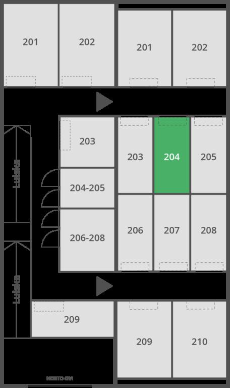 8 m2 | Var 204 E