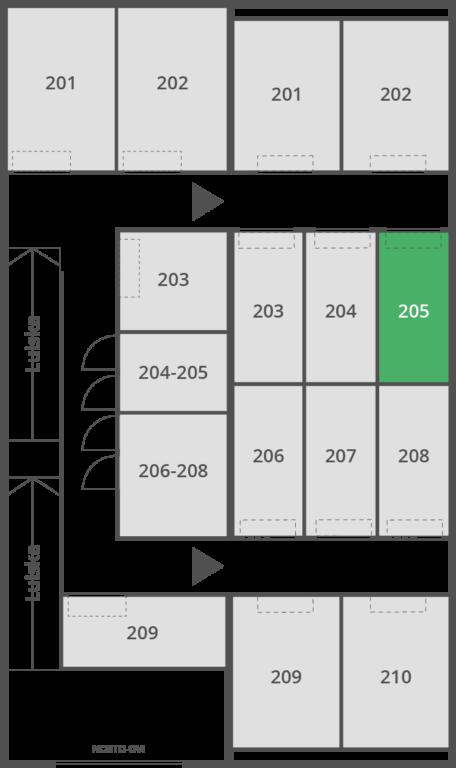 8 m2 | Var 205 E