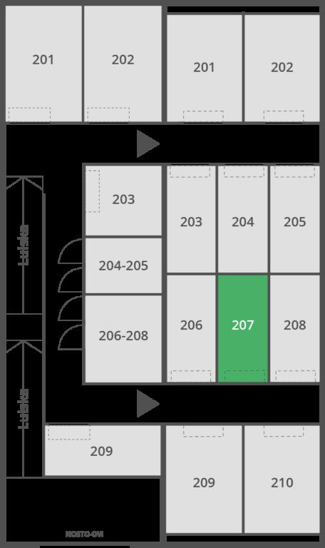 8 m2 | Var 207 E