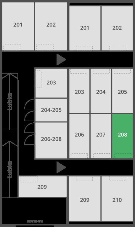 8 m2 | Var 208 E