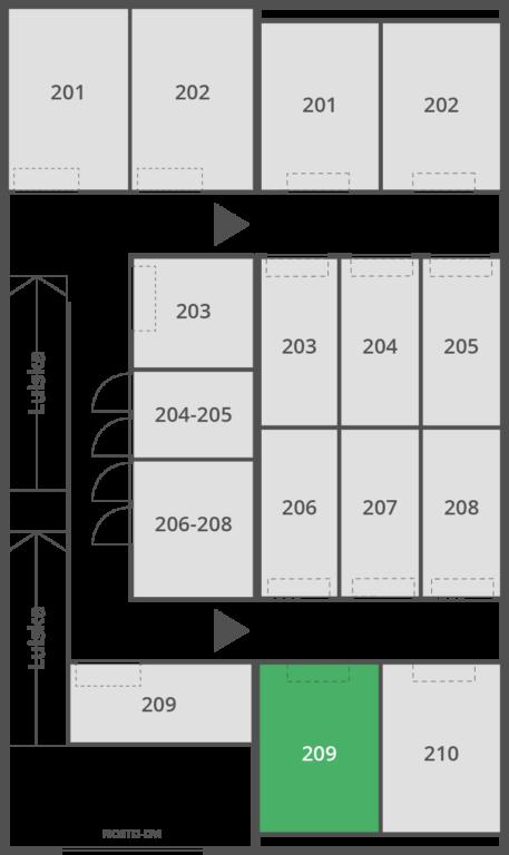 12 m2 | Var 209 E